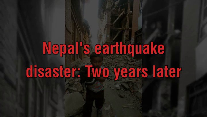 Two years after Nepal earthquake, many victims yet to receive aid