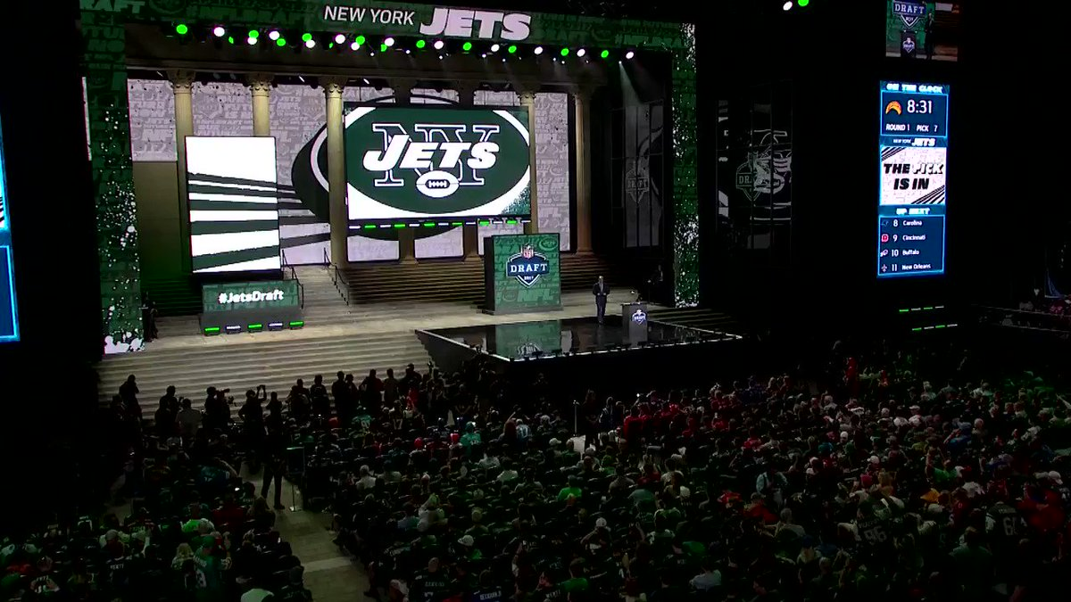 Even if you saw it live, this moment is worth another watch.Welcome to the #Jets, @TheAdams_era!