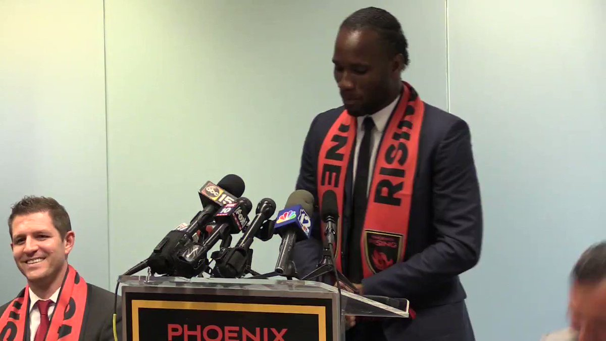Image result for Didier Drogba - Phoenix Rising