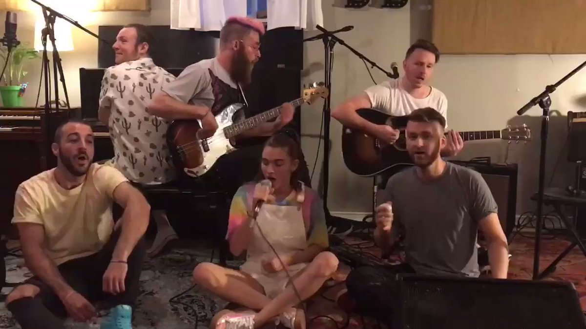 Connect The Dots with @misterwives. Listen to their sophomore album now on Spotify. https://t.co/Ir4hhgvKYm https://t.co/MGLAOcV3dZ