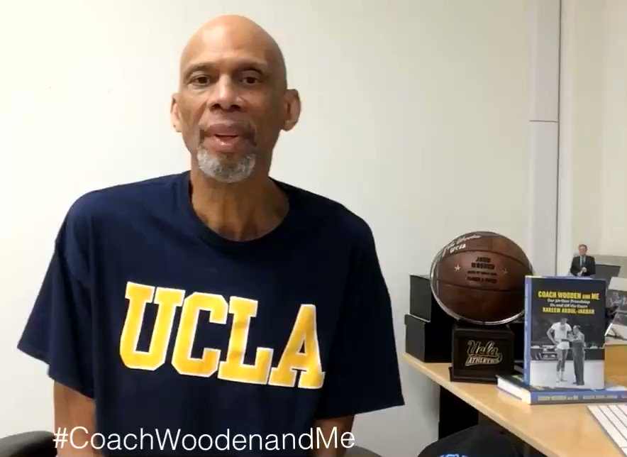 6x Champ @KAJ33 gives his thoughts on the Eastern Conference Finals!  #CoachWoodenandMe: https://t.co/lpcVGc4XNg https://t.co/jlg3BvDwLA