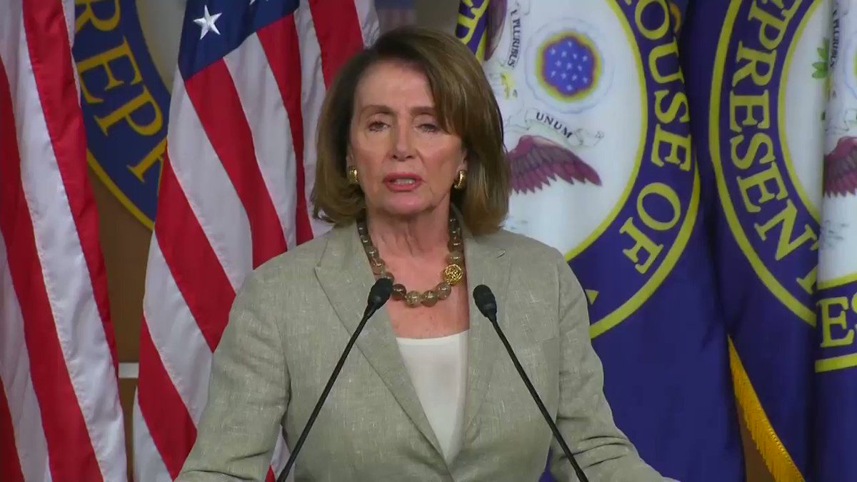 "Nancy Pelosi calls Montana House GOP candidate Greg Gianforte a ""wannabe Trump."""