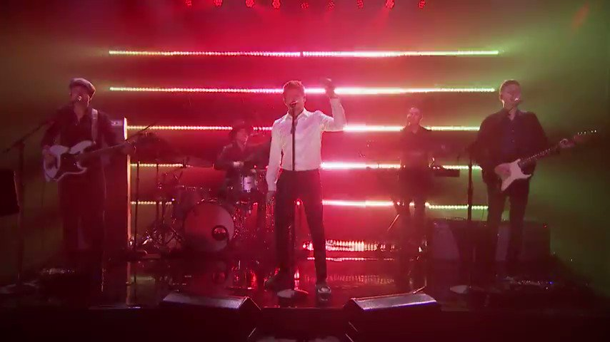 Had a brilliant time on @fallontonight . You can watch my performance of 'Slow Hands' here https://t.co/VViLwdFOQd https://t.co/agg1um3a45