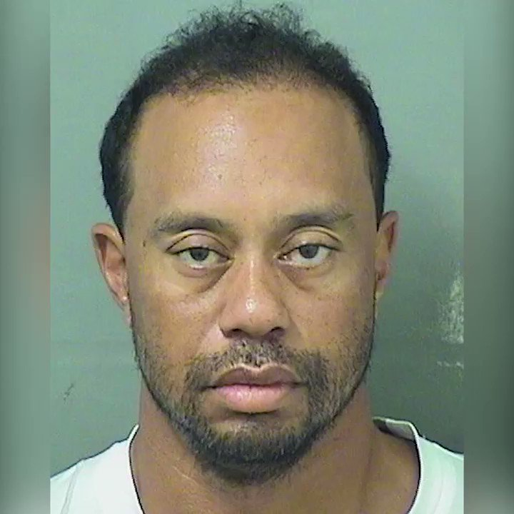 Golf legend Tiger Woods was arrested in Florida early Monday on suspicion of DUI, police say