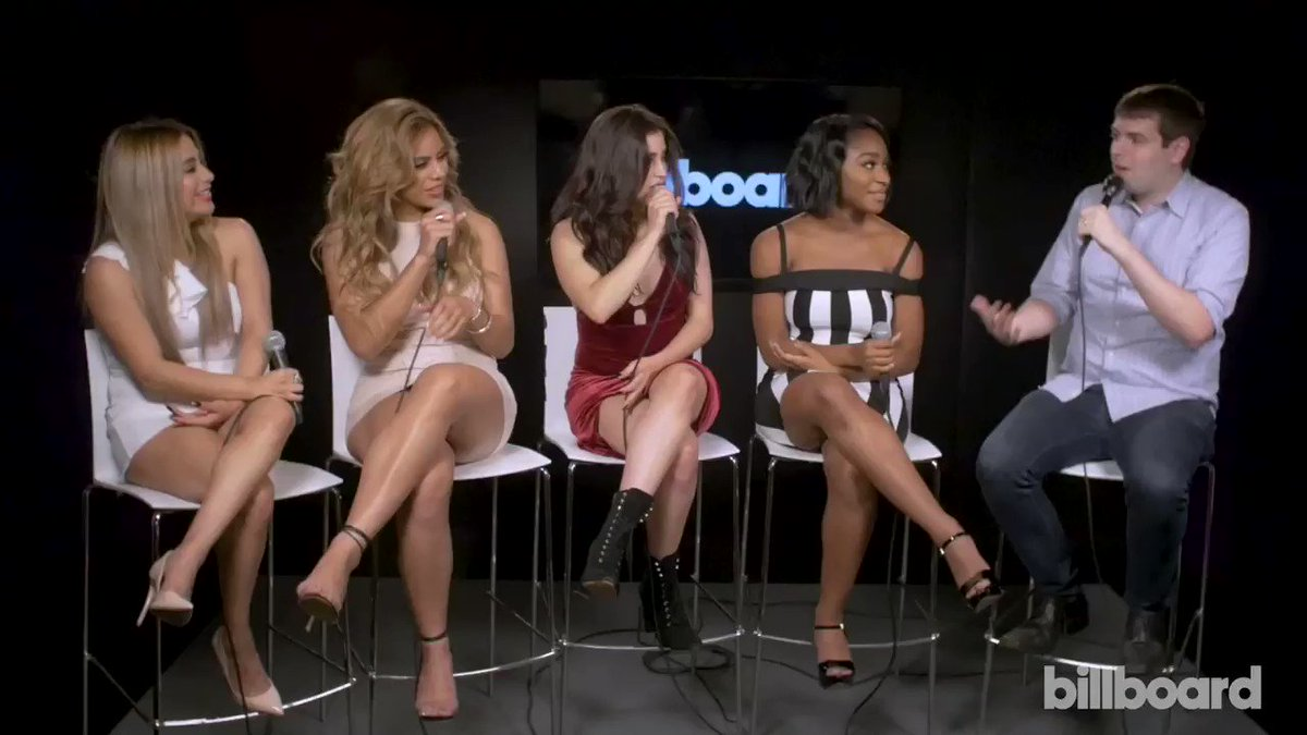 .@FifthHarmony tells us why they chose #Down as their first single. https://t.co/jcrjmk3Fn1