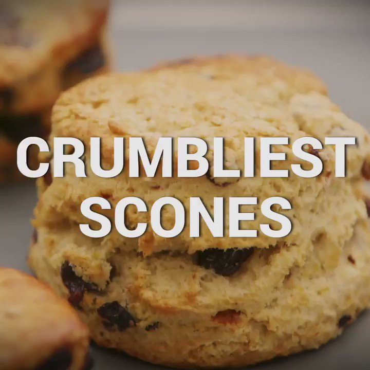 You can't beat proper crumbly homemade scones - but are you cream or jam first?! https://t.co/rZT4KhDNlb #ad https://t.co/uyDP3956ok