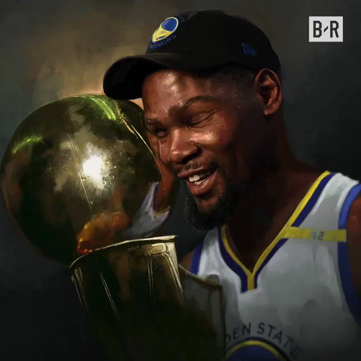 26 years ago today, Jordan won his first NBA title. Today, KD does the same. https://t.co/bspa5F4g1f
