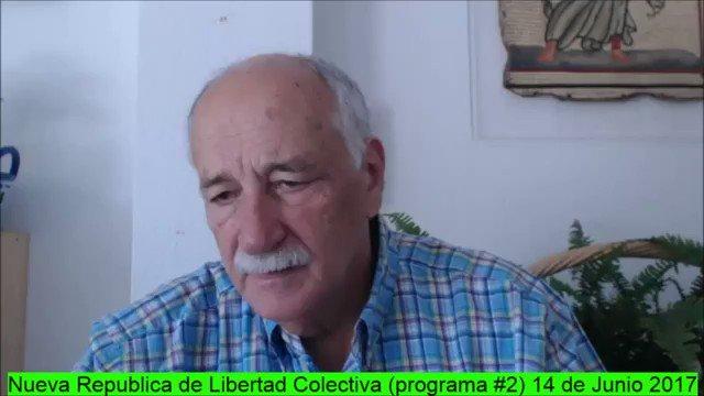 Alberto Franceschi: Nueva República de Libertad Colectiva https://t.co/1viu9ilHbJ  111i #LegítimaDefensa TD8 Detenidas 14 #CUMIPAZ Meléndez