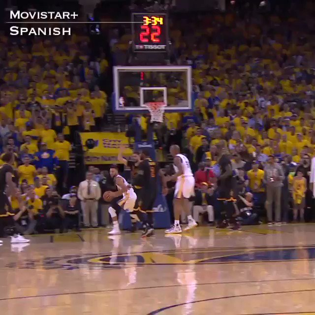 Game 5 of the 2017 #NBAFinals ...as heard around the world! https://t.co/KoC1KrPVnM