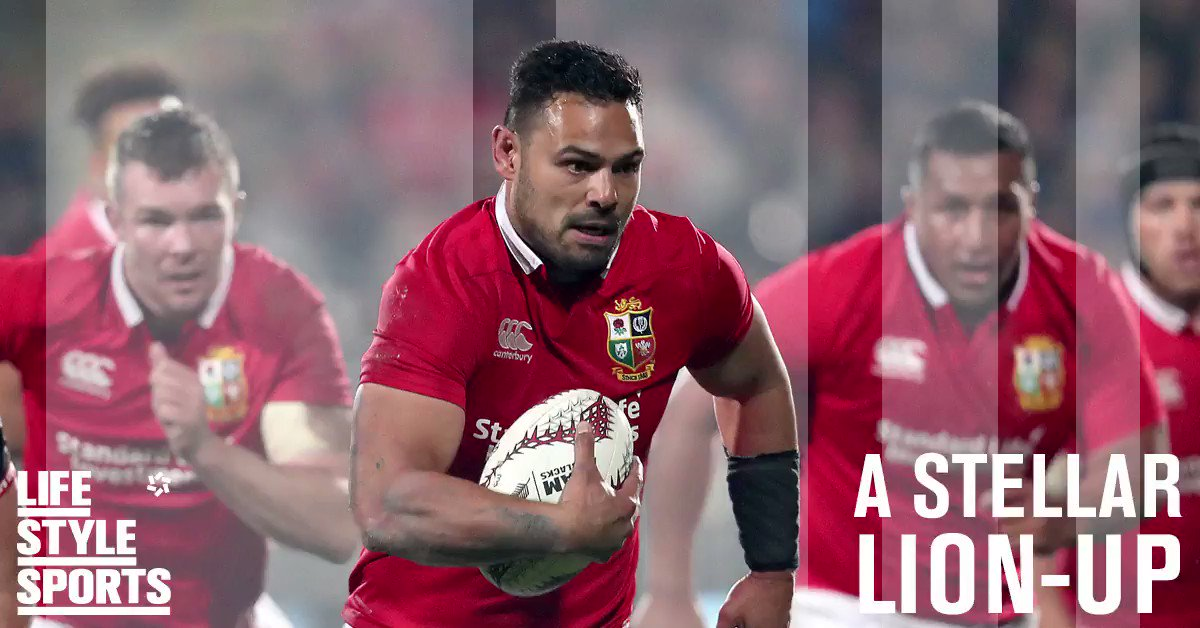 It's a clash of the titans in New Zealand this weekend and we're ready for battle! #LionsNZ2017 https://t.co/KKgAkLFUjQ