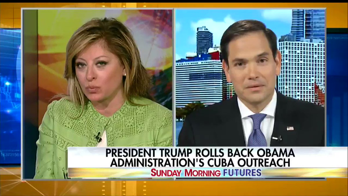.@marcorubio on @POTUS: 'When you're competitors you go at each other. When the race is over, the race is over.' https://t.co/7caGr2n3P1