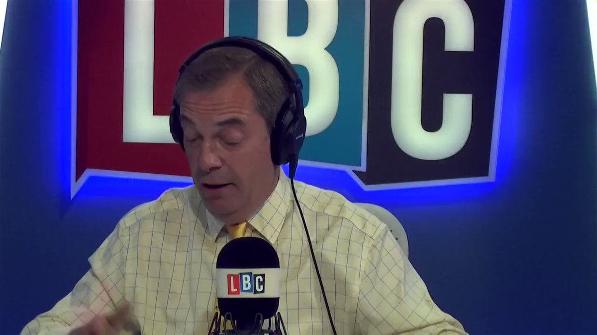 Can Theresa May cling on to power until Christmas? This is @Nigel_Farage's prediction https://t.co/dXVLxXEsWA https://t.co/pCRRkgEqd9