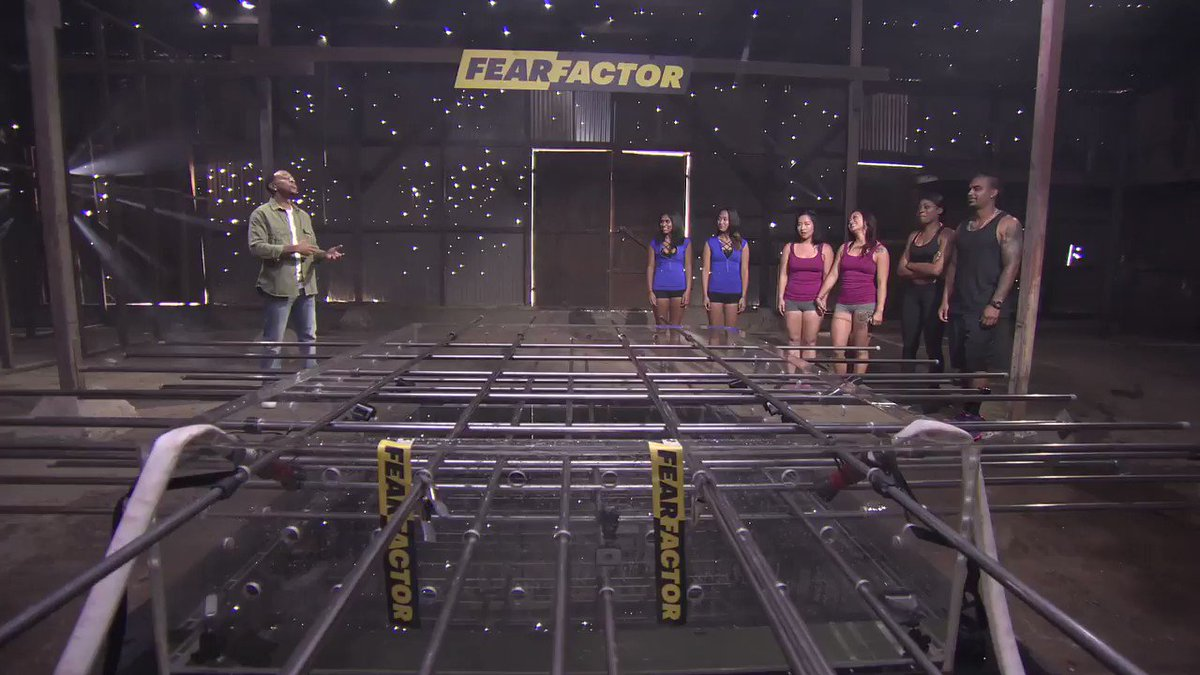 RT @FearFactor: You WILL get splashed, you MAY get soaked tonight on #FearFactor at 10/9c on @MTV. ???? https://t.co/9Ul8QNpQJr