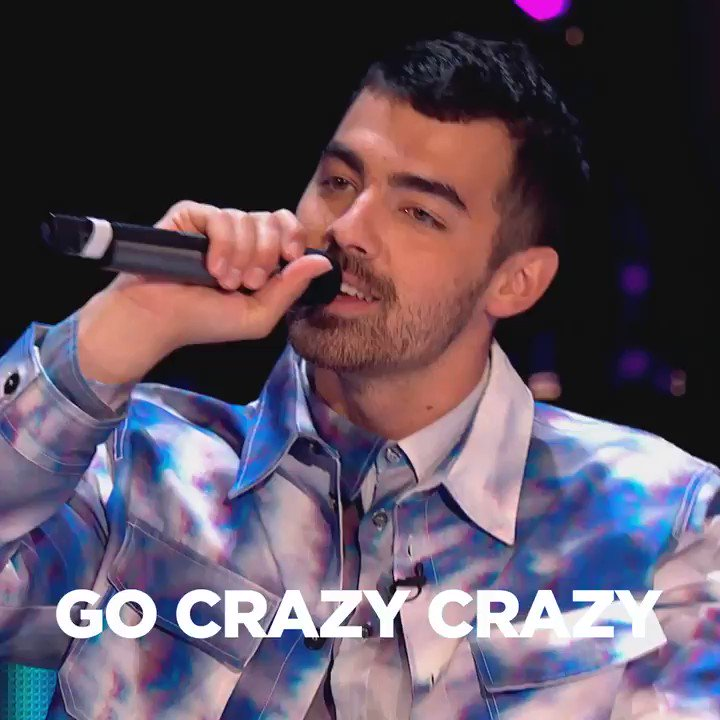 #Friyay. It's time for this week's singalong from #PitchBattle guest judge @joejonas. �� �� �� https://t.co/C366cBA9EA
