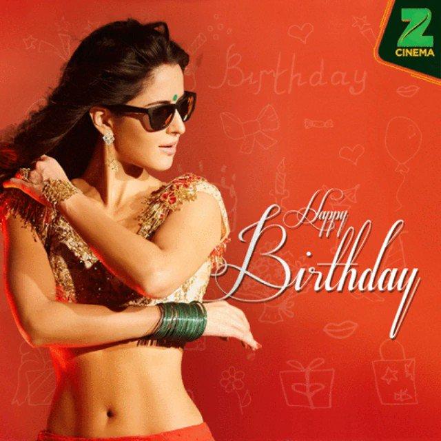 Here\s wishing the absolutely stunning,KatrinaKaif, a very Happy Birthday.
