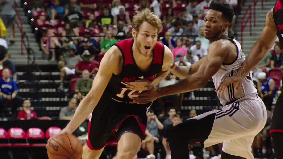 #NBASummer Semifinals bound!  @trailblazers #PhantomCam https://t.co/a2xNgxVjUN