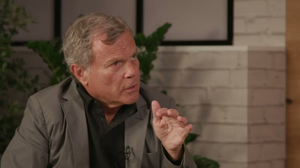 WPP CEO Sir Martin Sorrell ranks the top forces in the digital space sponsored @PwC_TMT