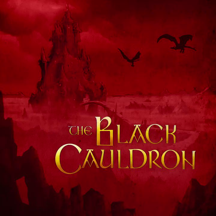 An anniversary is brewing. Celebrate The Black Cauldron today.