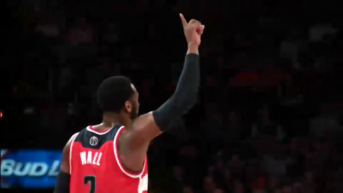 Rewinding @JohnWall's highlight-stuffed 2016-2017 season! 📽