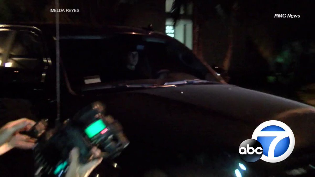 Paparazzo hit by truck, Justin Bieber reportedly behind the wheel. Now a Kardashian connection. Next at 11p