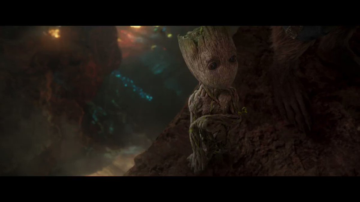 Here's how they designed Baby Groot for #GuardiansoftheGalaxy Vol. 2!