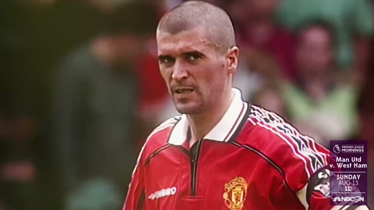 Happy birthday to legend Roy Keane!
