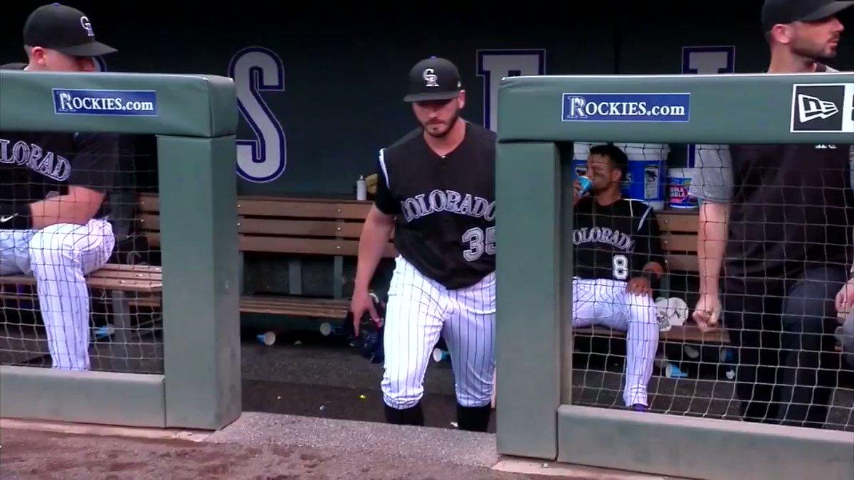 After striking out cancer, baseball is easy. https://t.co/EUeJAMsNBN