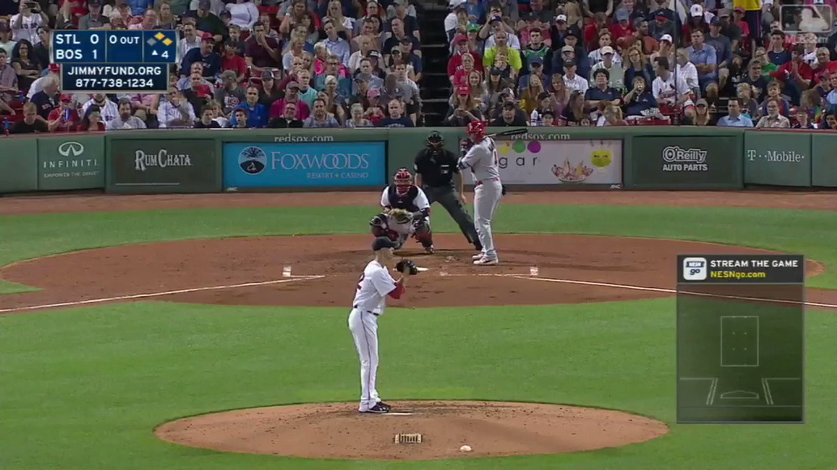 It's easy as 5-4-3.  @RedSox turn the triple play with EASE. https://t.co/k2AOdPVPQC https://t.co/qCWjM3j0eo