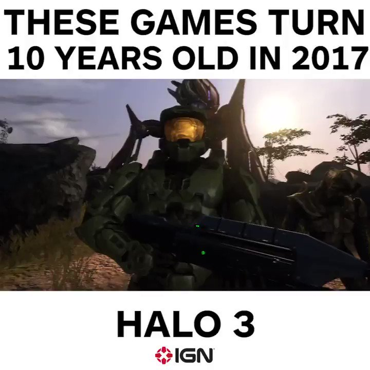 We're getting old... Can you believe these games came out a DECADE ago?! https://t.co/jCoPW665Ol