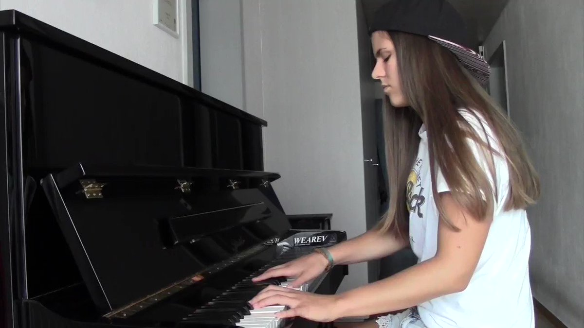 KNB PIANO COVER. SKILL LEVEL �� �� @JENNYKFM https://t.co/FAsm9bC2r3