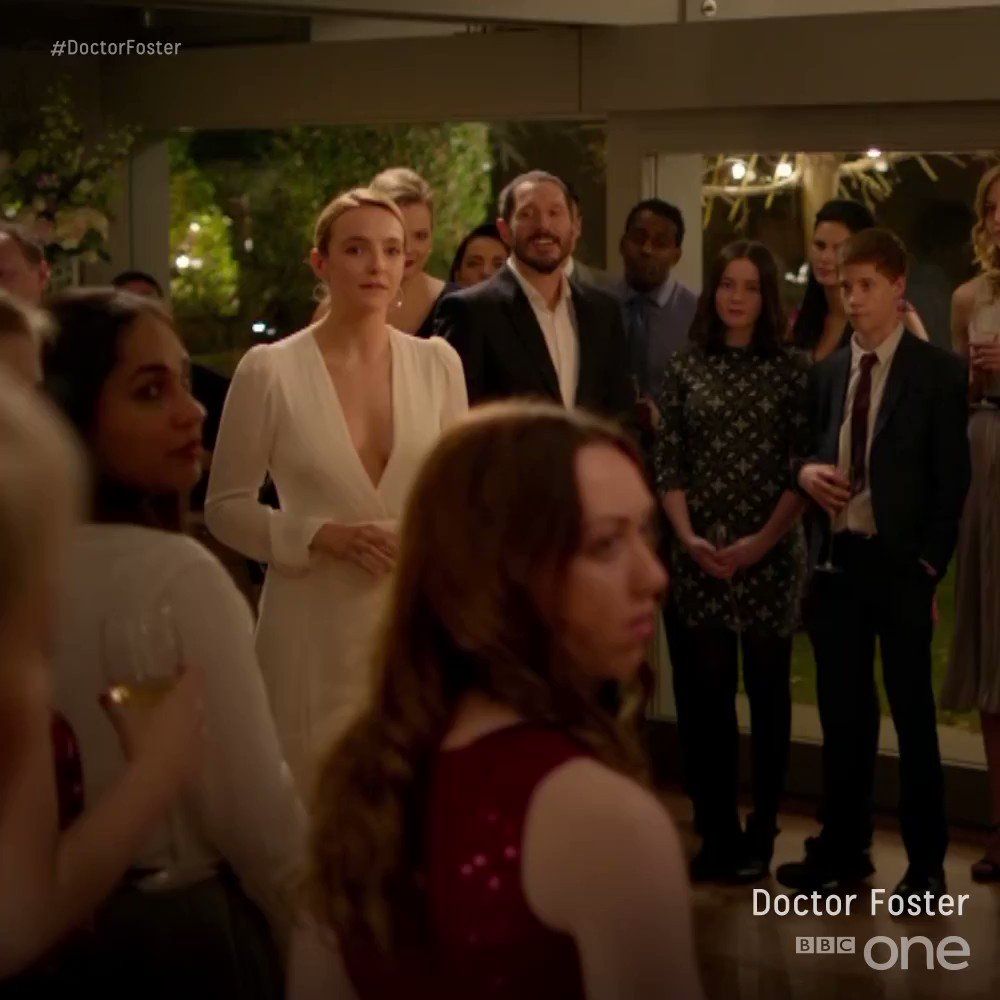 """""""Do you wish us well?""""  *tumbleweed* #DoctorFoster https://t.co/MB6buTJNRG"""