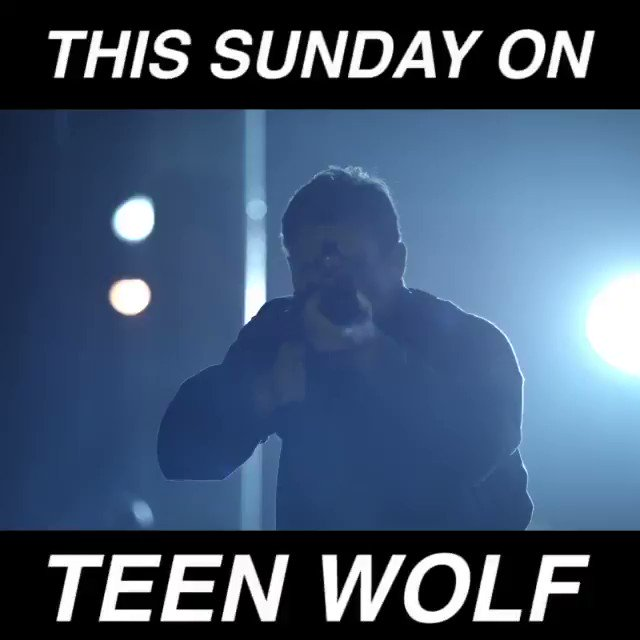 We couldn't have done 100 episodes without all of YOU. Catch the series finale of #TeenWolf this Sunday at 8/7c ❤️