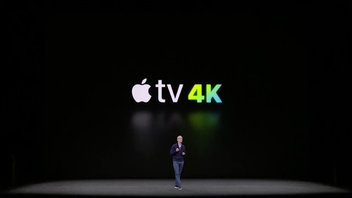 The new Apple TV gets a 4K upgrade https://t.co/MfysfGO0Ox https://t.co/5B9nrTNfTi