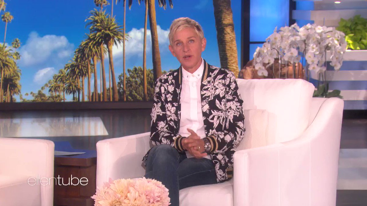 Prepare to laugh uncontrollably with @TheEllenShow. #EllenShowMeMore premieres 9/19 only on YouTube! https://t.co/QOxprQ0Ym9