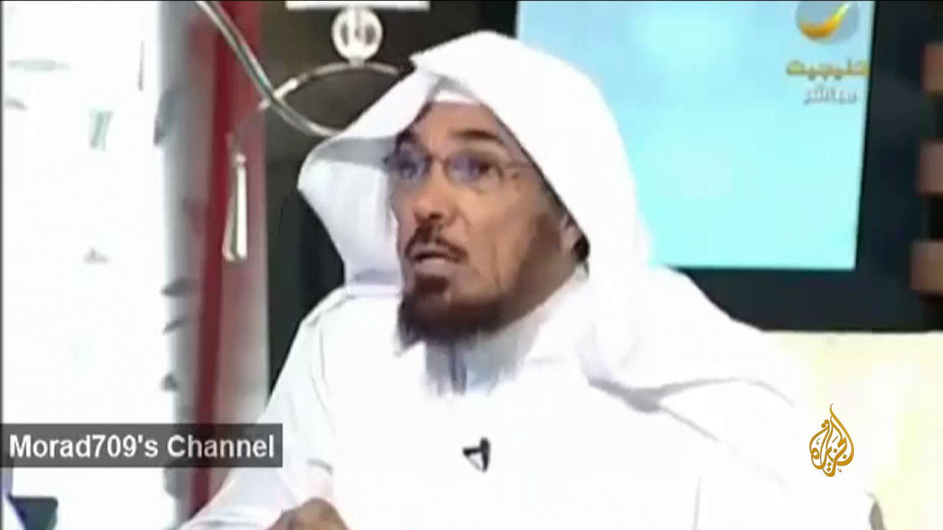 #سباق_الأخبار | #سلمان_العودة.. في بلاد الحرمين الصمت لا ينجيك من ظلمات المعتقل، المطلوب فقط أن تحرض على #قطر https://t.co/25jzynXPsm