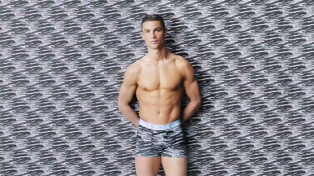 �� @CR7Underwear https://t.co/vqAdI6pp8H