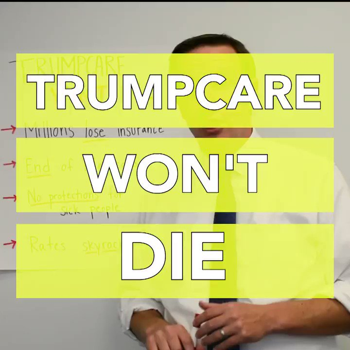 The latest version of Trumpcare is the meanest one yet. Let me explain why. https://t.co/VGkl8uUD8r