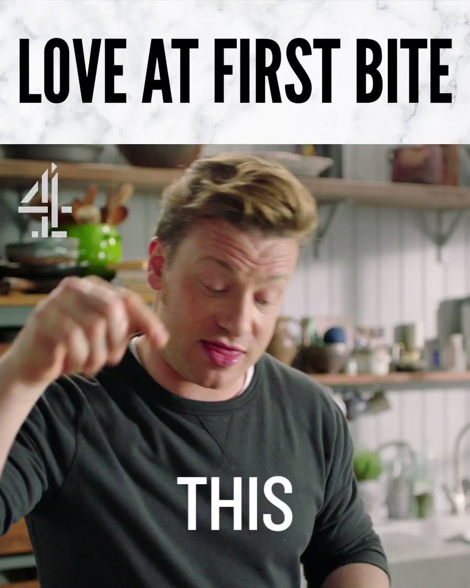 Nothing can compare to this feeling... #QuickAndEasyFood TONIGHT @Channel4 8pm https://t.co/ENIGqPFzy0