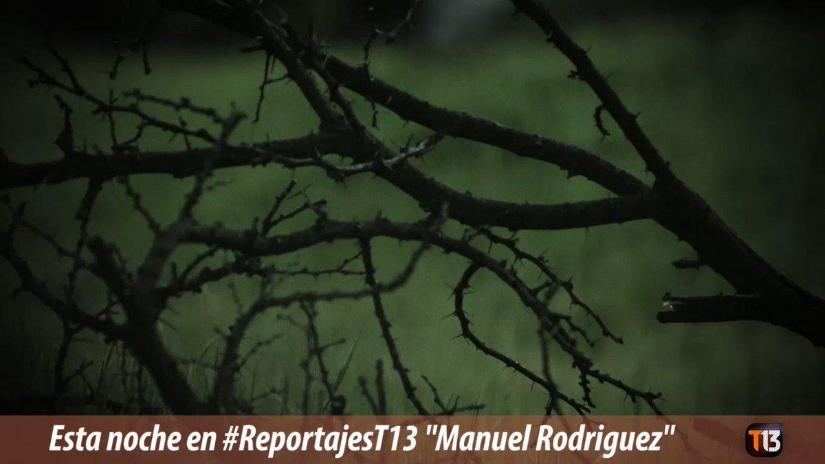 Manuel Rodriguez   Entrega de  manuel rodríguez