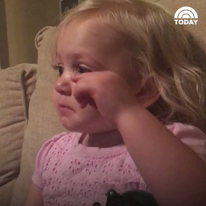 RT @klgandhoda: WATCH: This little girl crying at a sad movie scene is all of us https://t.co/RSKNFKpbCZ