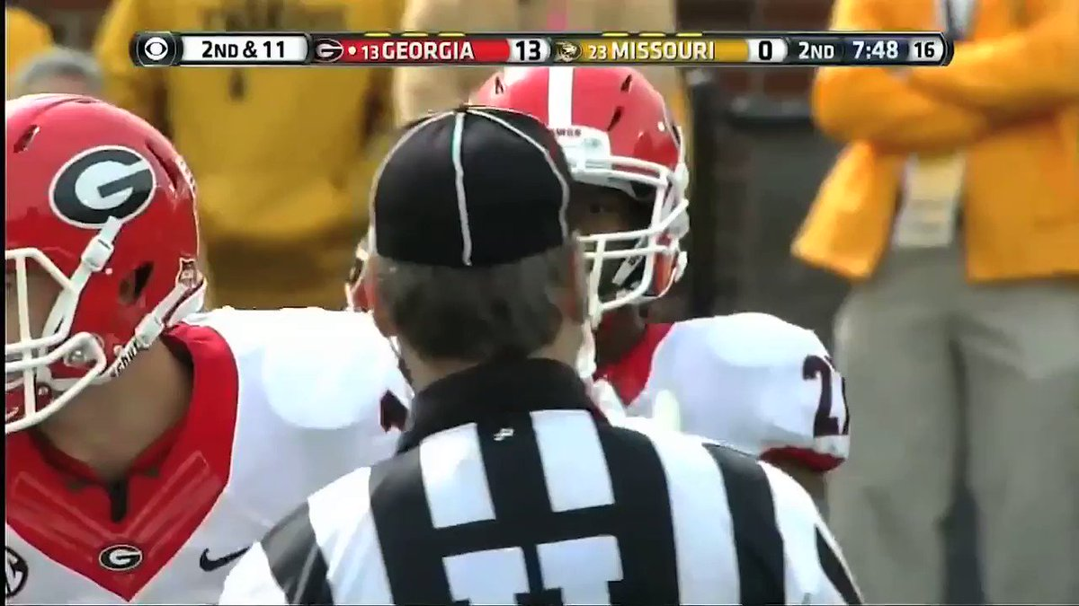 RT @UGAfootballLive: One of the most beloved Georgia Bulldogs of all-time. ❤️ don't leave us 💔  Via @FootballUGA https://t.co/XhwPWatiAd