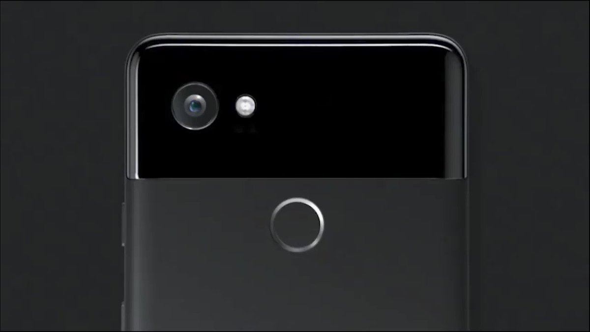 This is the Google Pixel 2, arriving October 17 for $649 https://t.co/JLwZIb0oBT #madebygoogle https://t.co/KKynUmq1je