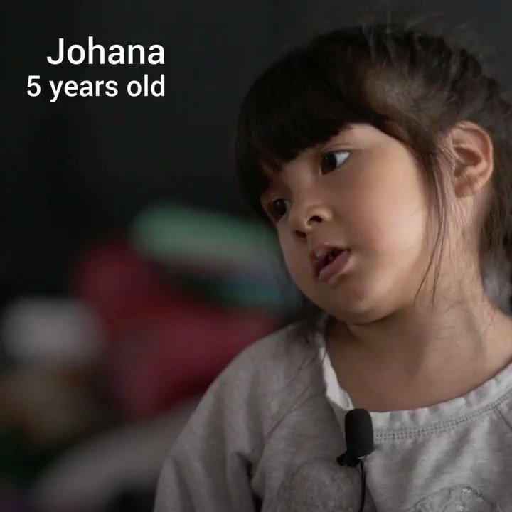 Johana is a life-saver, at just 5 years old.   She helped save two lives after an earthquake in #Mexico. https://t.co/77Q9rQhIlw