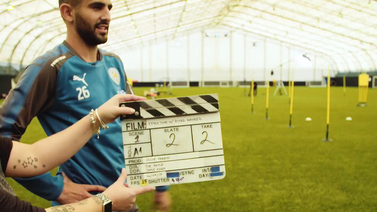 Had a lot of fun with these drills. Check them out! 🤙⚽  #ExtraTime with #WembleyCup https://t.co/ObY1T5RpMo