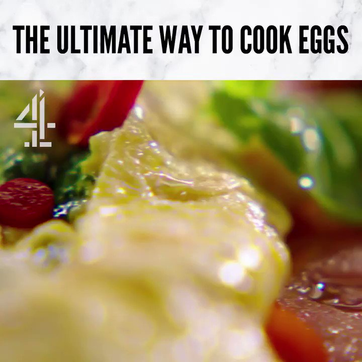 The ultimate way to cook eggs... #QuickAndEasyFood TONIGHT @Channel4 8pm https://t.co/Ox0iGne4VJ