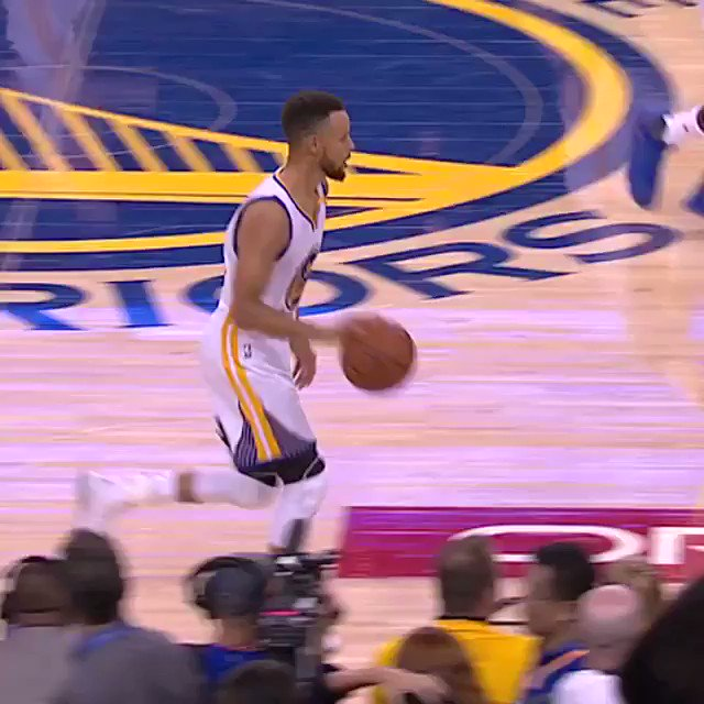 More elusive. More highlights.   @StephenCurry30 has one of the smoothest handles in the game. @UABasketball https://t.co/WD7gBL8ZY7