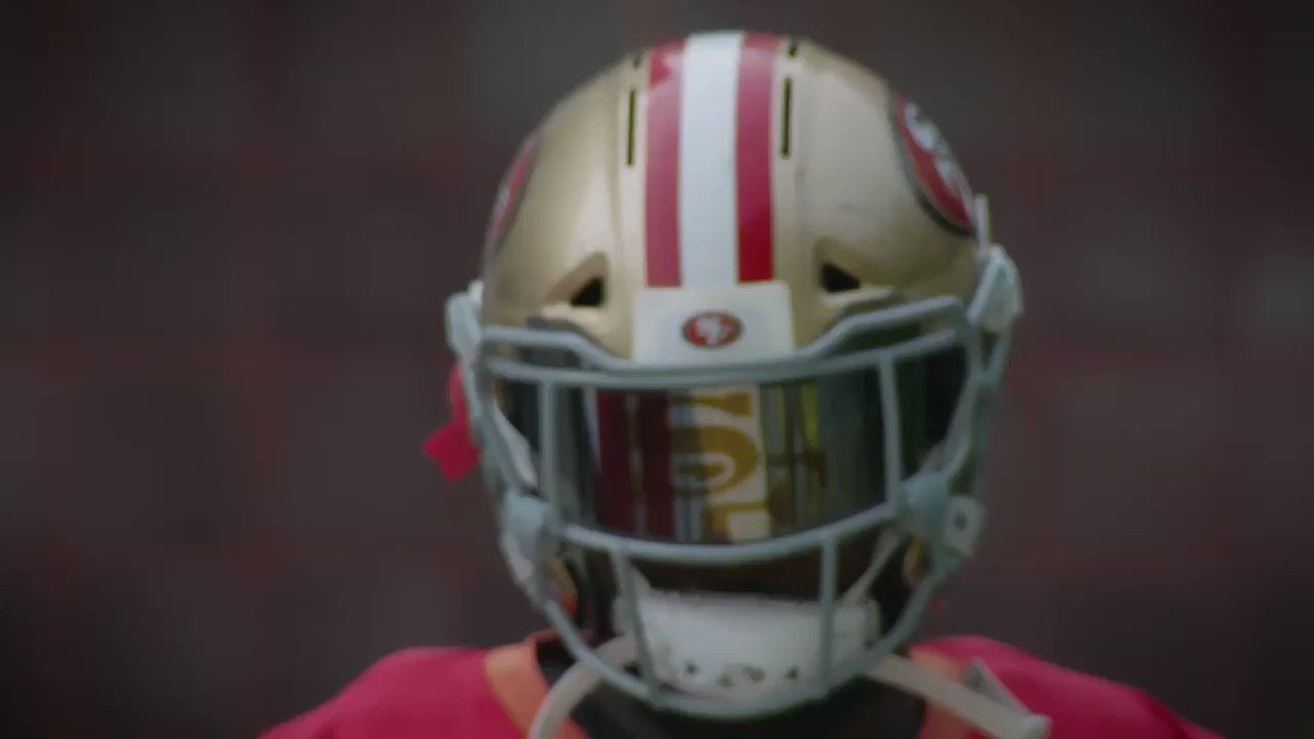 Hitting the field for Week 6 #SFvsWAS prep. #WorkoutWednesday https://t.co/ZAzUl4UNkV