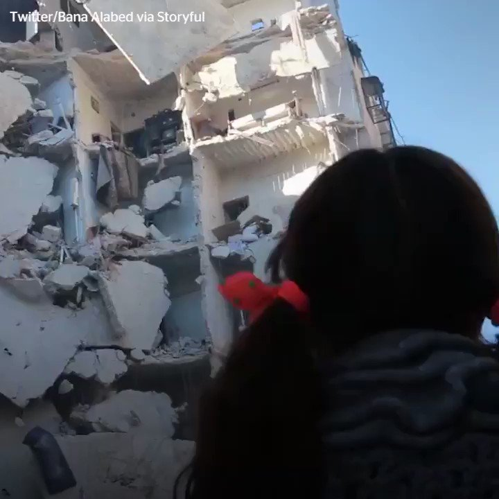 Bana Alabed: the girl whose tweets from Syria were louder than bombs https://t.co/ub2mZolvkS https://t.co/KWyXoMD9Yn