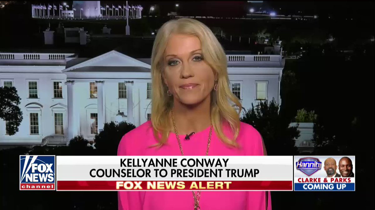 .@KellyannePolls: 'A woman has a right to keep her body free from sexual predators.' #Hannity https://t.co/vVijcpH0pB