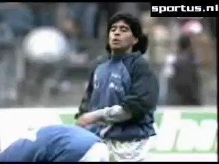 Why do people compare Maradona maradona
